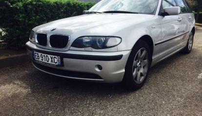 BMW Série 3 320 M-Pack 2003