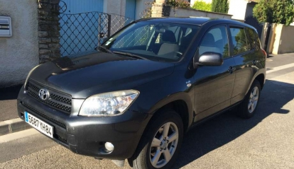 Toyota Rav 4 D4D VX 2006