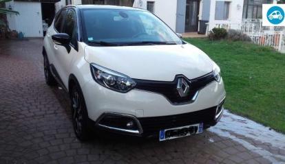 Renault Captur Intens dCi 2014
