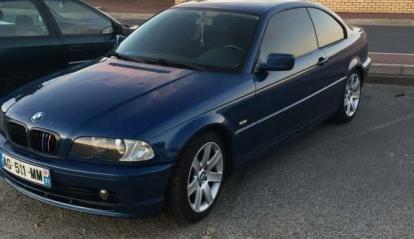 BMW Série 3 318 Ci 2001