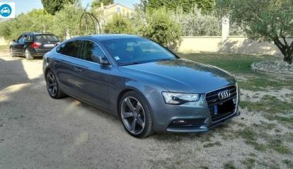 Audi A5 3.0 L AVUS Sportback 2012