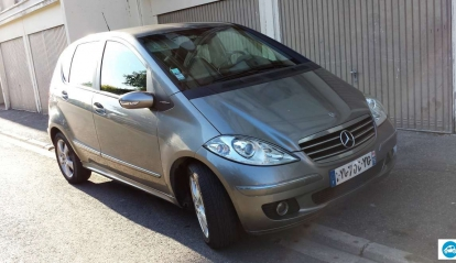 Mercedes Classe A 160 CDI Avantgarde 2006