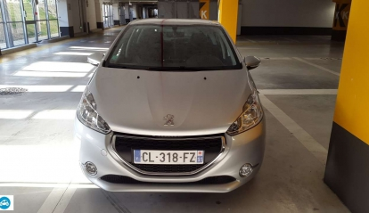 Peugeot 208 1.6 HDI Active 2012