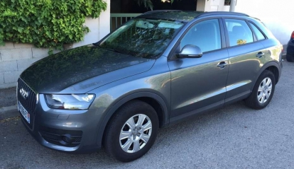 AUDI Q3 2.0 TDI Attraction Quatro 2014