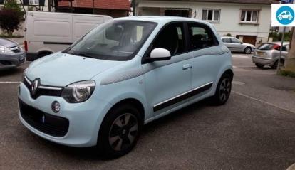 Renault Twingo III 1.0 SCe Limited 2016
