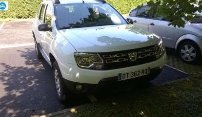 Dacia Duster Lauréate 2015