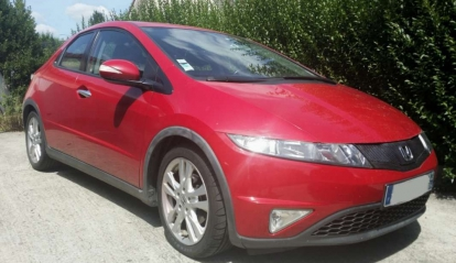 Honda Civic 2.0 I-CTDI Virtuose 2011