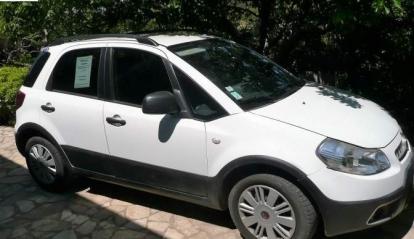 Fiat Sedici Multijet 2010