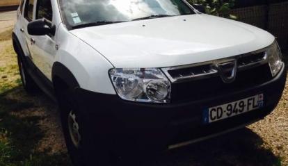 Dacia Duster 1.6 16v Bioéthanol 4X2 2012
