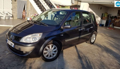 Renault Scénic 2.0 dCi 2007