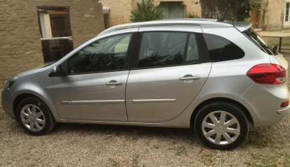 Renault Clio Estate III Phase 2 1.5 dCi