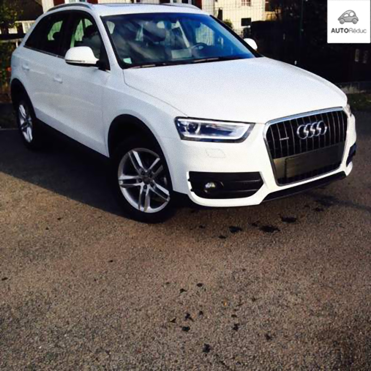 achat audi q3 tdi 177 ambition luxe d 39 occasion pas cher 35 900. Black Bedroom Furniture Sets. Home Design Ideas
