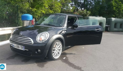Mini Cooper D 1.6 L Pack Chili 2010