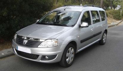 Dacia Logan MCV 1.5 dCi Prestige 2011
