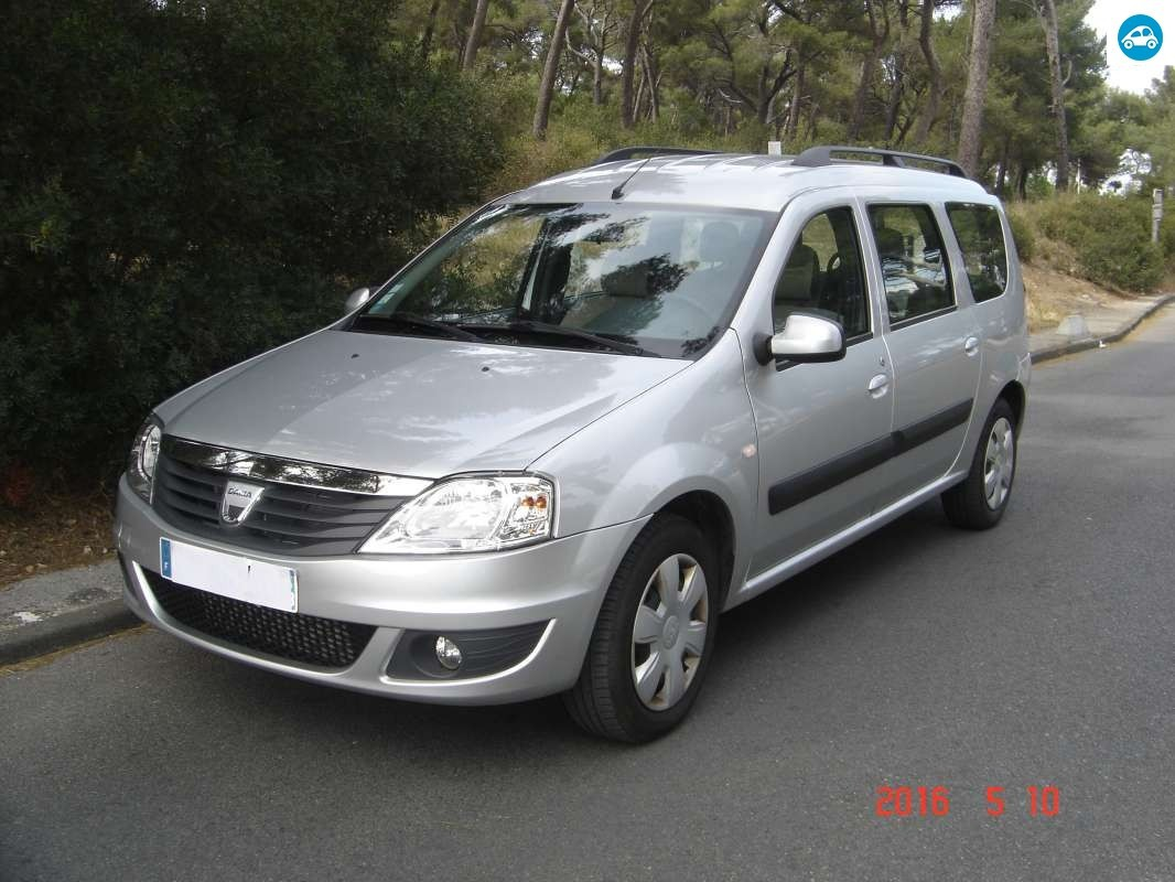 achat dacia logan mcv 1 5 dci prestige 2011 d 39 occasion pas cher 8 290. Black Bedroom Furniture Sets. Home Design Ideas