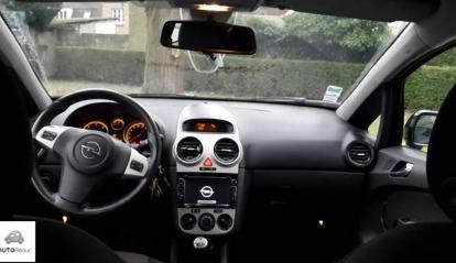 Opel Corsa D pack sport GPS