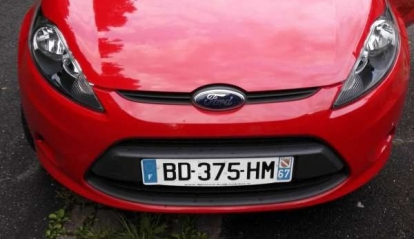 Ford Fiesta 1.4 TDCI Trend FAP 2010