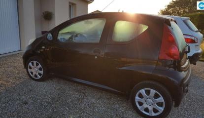 Peugeot 107 2010