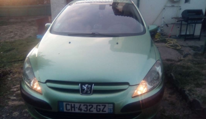 Peugeot 307 HDI 2 L 2004