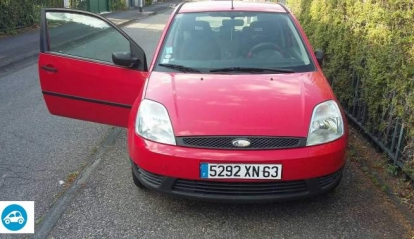 Ford Fiesta Ambiente 2003