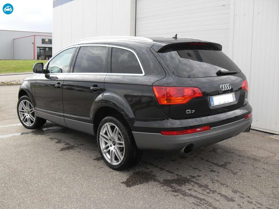 achat audi q7 4 2 l pack avus 2006 d 39 occasion pas cher. Black Bedroom Furniture Sets. Home Design Ideas
