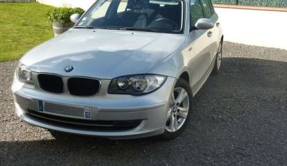 BMW Série 1 118D Excellis 2008