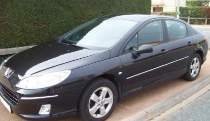 Peugeot 407 1.6 HDI Style 2007