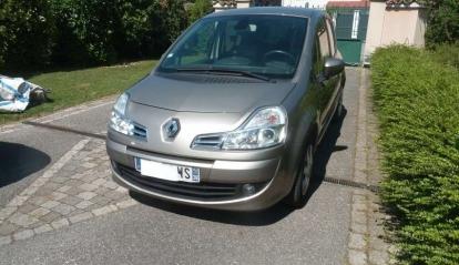 Renault Modus dCi Dynamique 2008