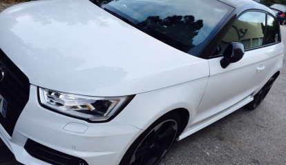 Audi A1 S-line 2015