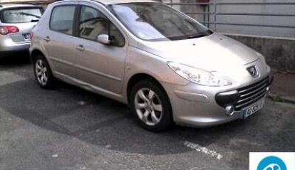 Peugeot 307 1.6 HDI Phase 2 2007