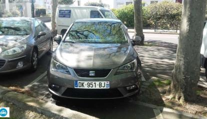 Seat Ibiza 1.2 TSI 2014