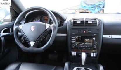 Porsche cayenne 3.0 V6 TDI