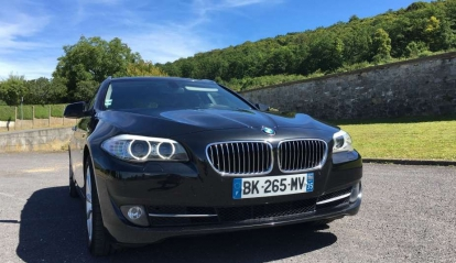 BMW Serie 5 520D F11 2011