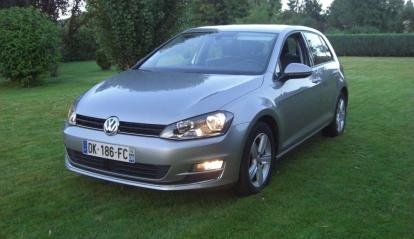 Volkswagen Golf Carat 1.6 TDI DSG 7 2013