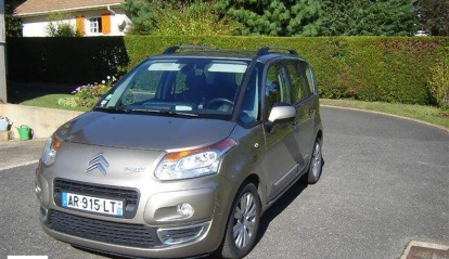 Citroen C3 PICASSO HDI 90 EXCLUSIVE