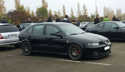 Seat Leon Cupra R 2004