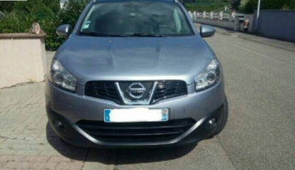 Nissan Qashqai 1.5 dCi Connect Edition 2013