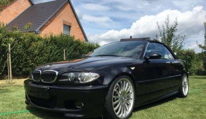 BMW Serie 3 330 CI CAB 2001