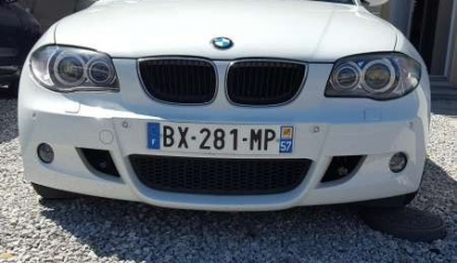 Bmw Serie 1 116D Pack M 2011