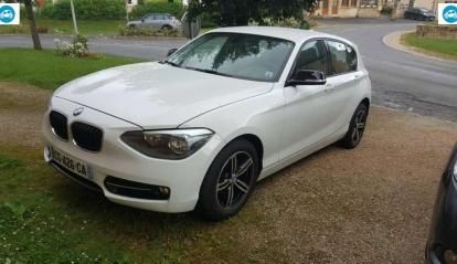 BMW Serie 1 2.0 L Sport 2012