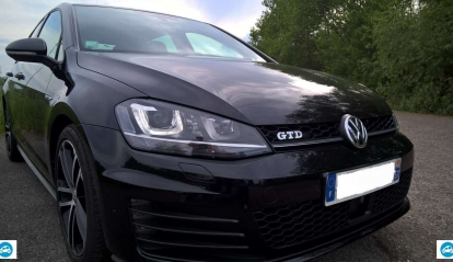 Golf VII GTD DSG 6 2014