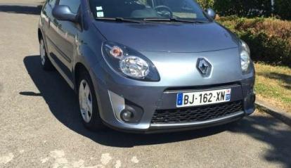 Renault Twingo II dynamique 2007