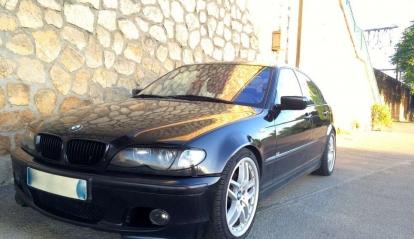 BMW Série 3 330 D (E46) Pack M 2002