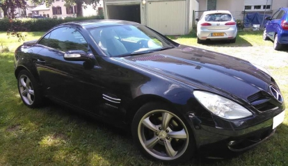 Mercedes-Benz SLK 200 Kompressor 2007