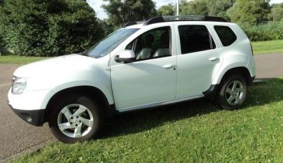 Dacia Duster Prestige 1.5 dCi 2011