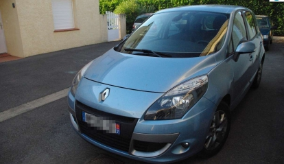 Renault Scenic III 1.5 dCi Expression 2011