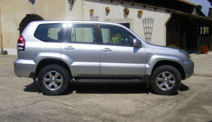 Toyota Land Cruiser KDJ 2005