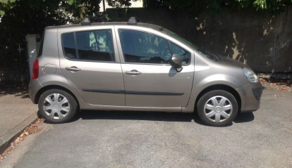 Renault Modus DCI Expression 2008