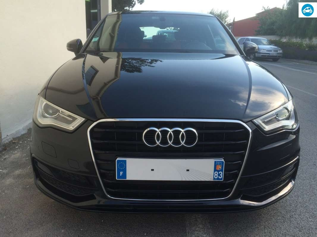 achat audi a 3 tdi 3 ambition luxe pack s line 2013 d 39 occasion pas cher 17 500. Black Bedroom Furniture Sets. Home Design Ideas