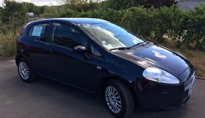 Fiat Grande Punto 1.2 L Dynamic 2009